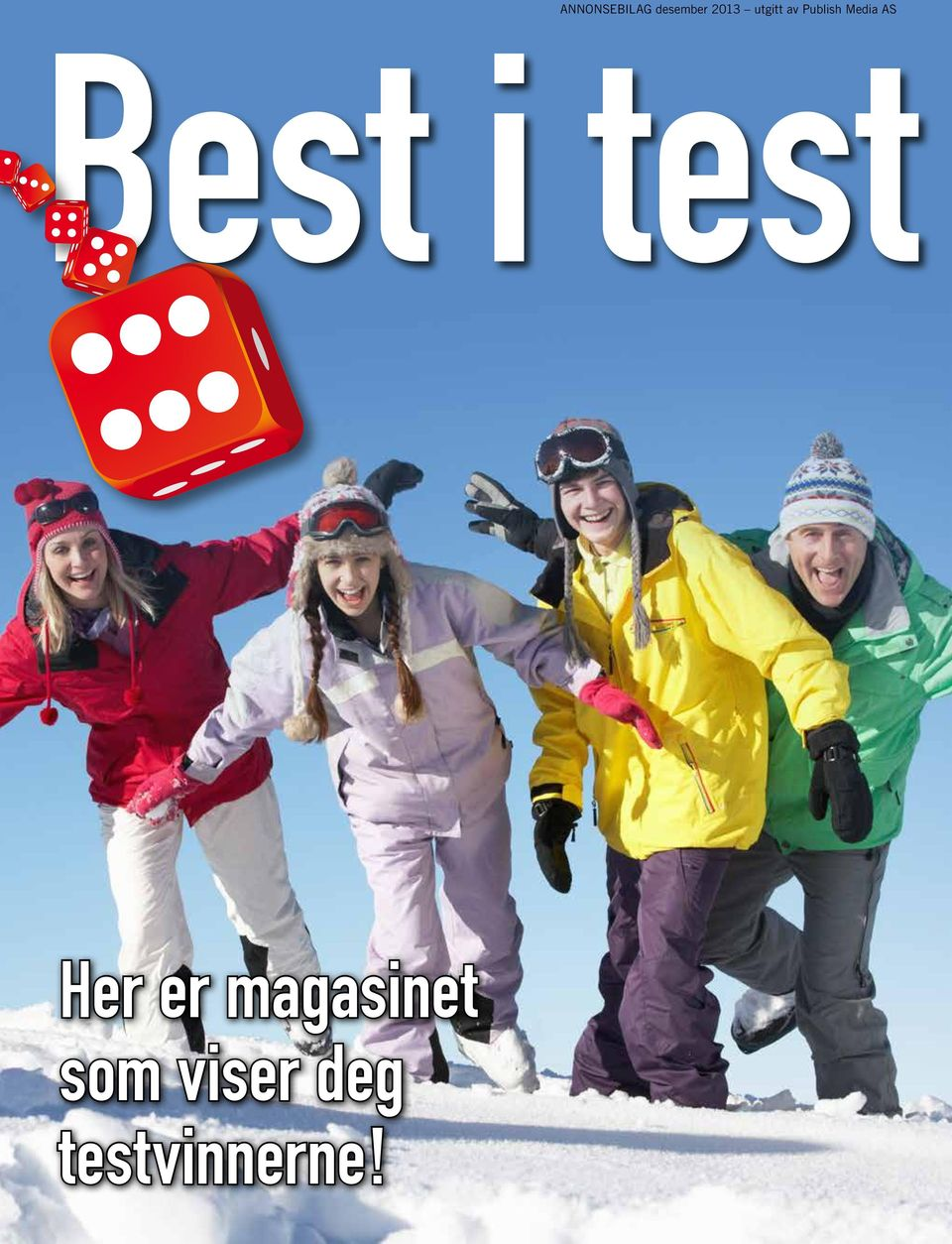 test Her er magasinet