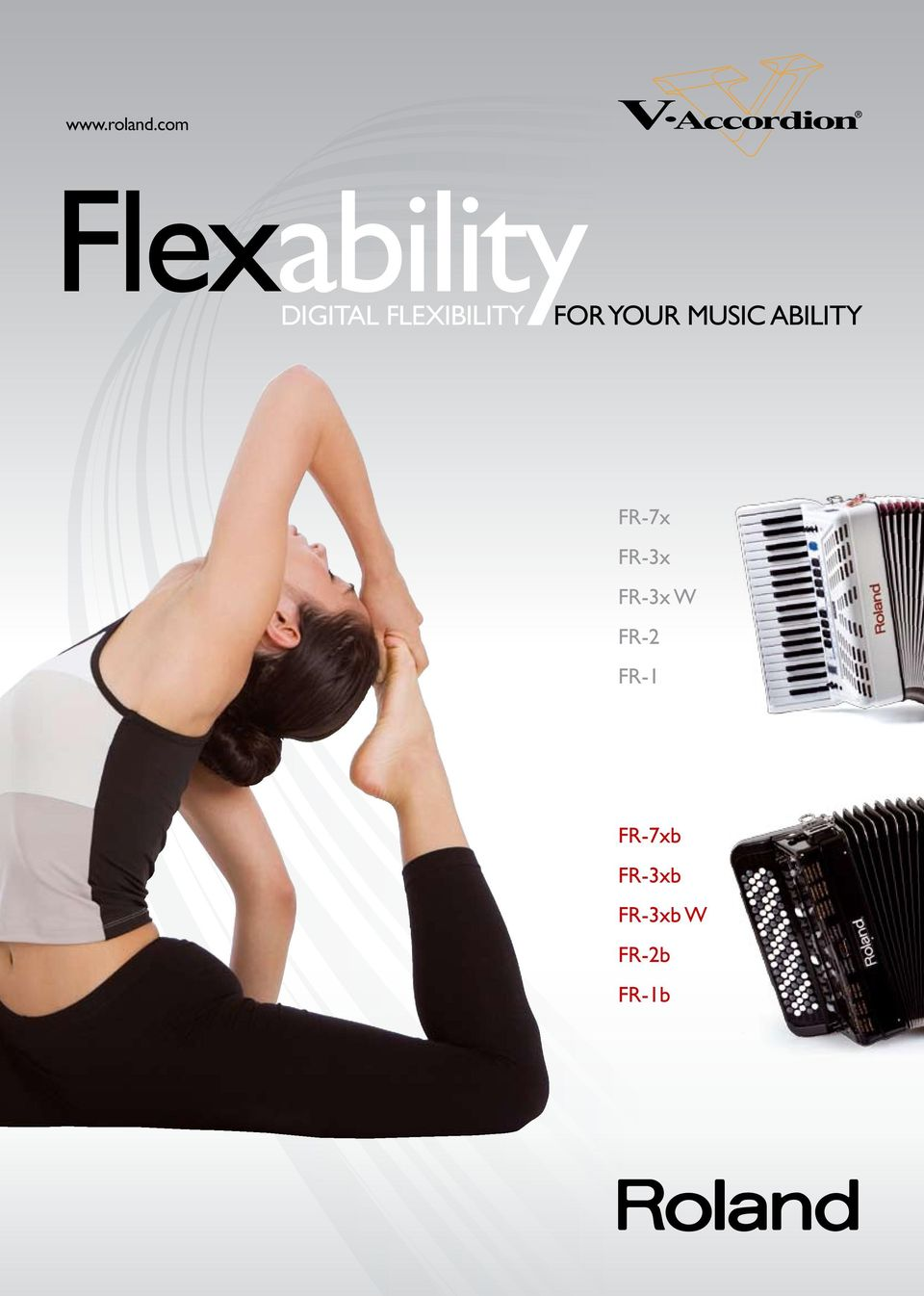 FLEXIBILITY FOR YOUR MUSIC