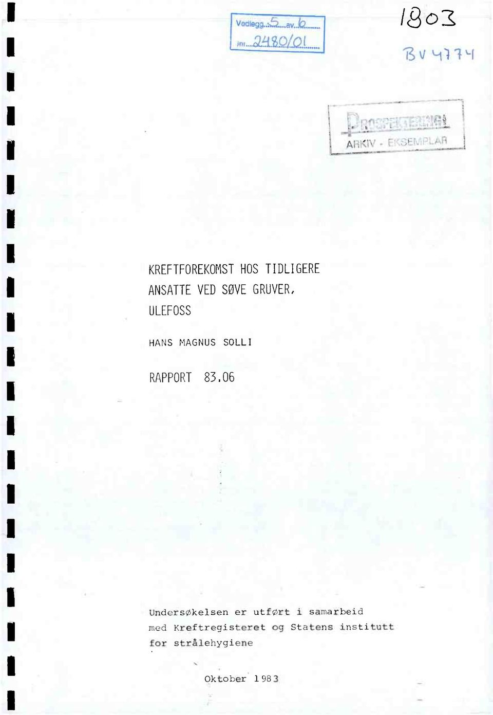 RAPPORT83.