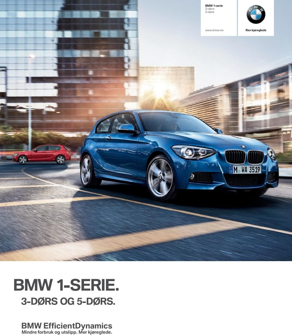 BMW EfficientDynamics Mindre