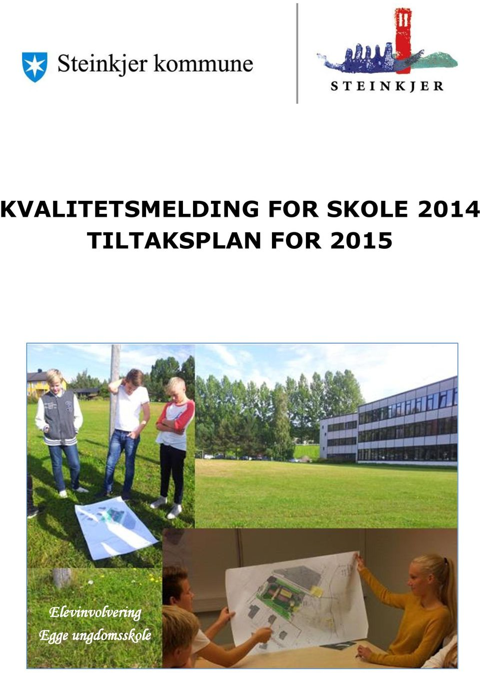 TILTAKSPLAN FOR 2015