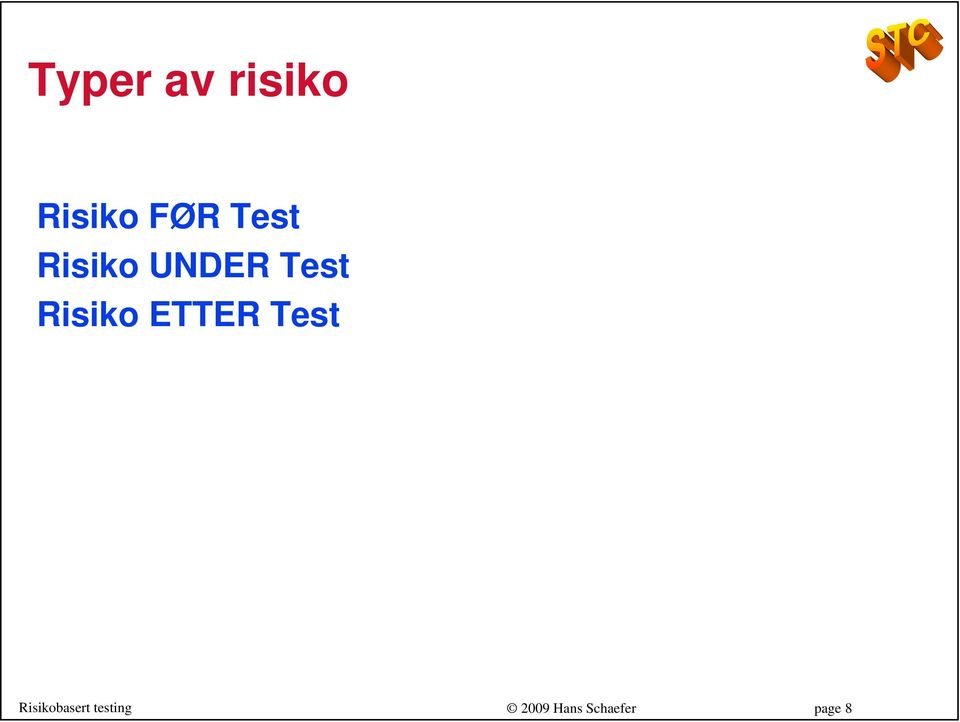 Test Risiko ETTER Test