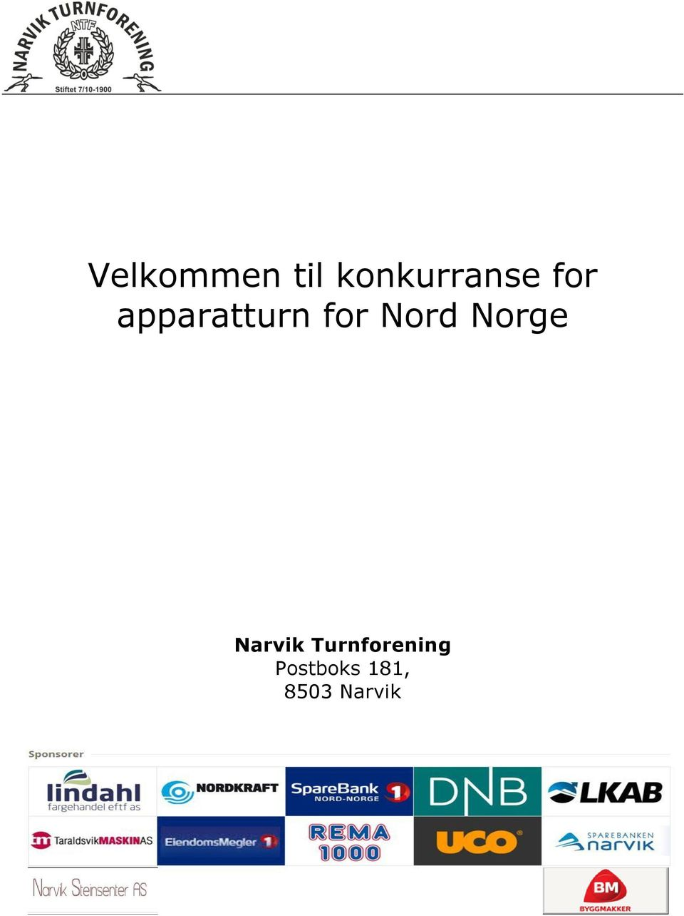 apparatturn for Nord