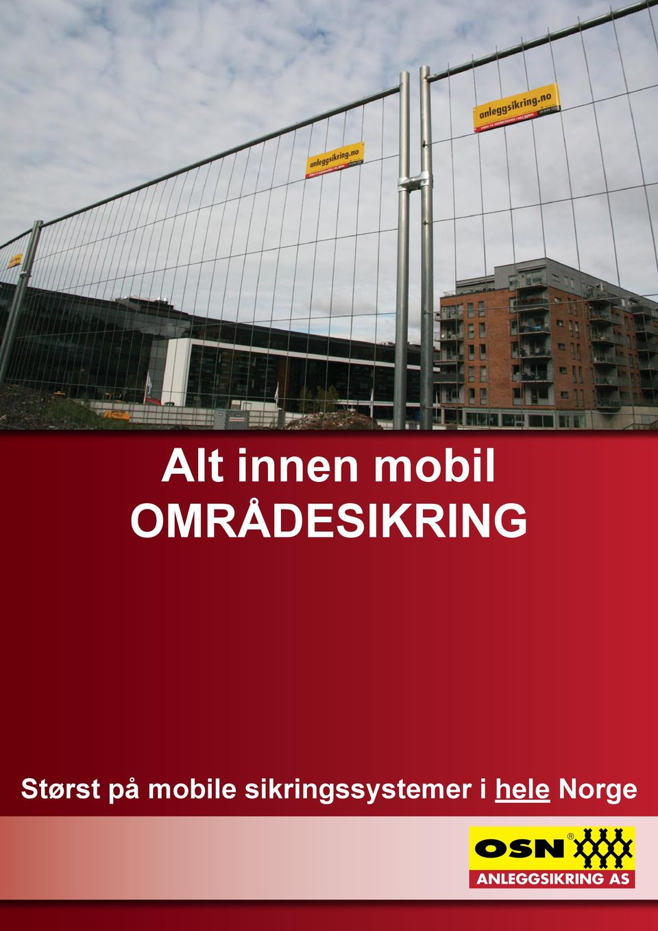 mobile sikringssystemer