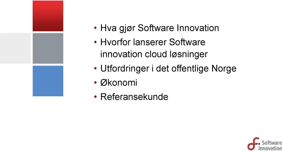 innovation cloud løsninger