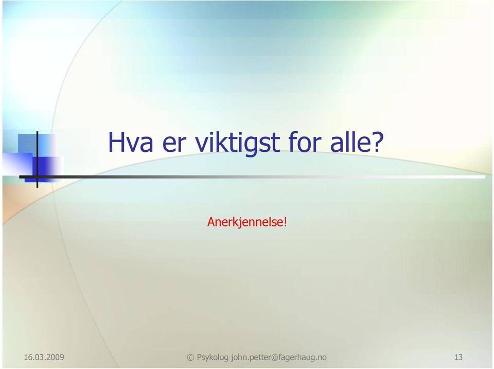for alle?