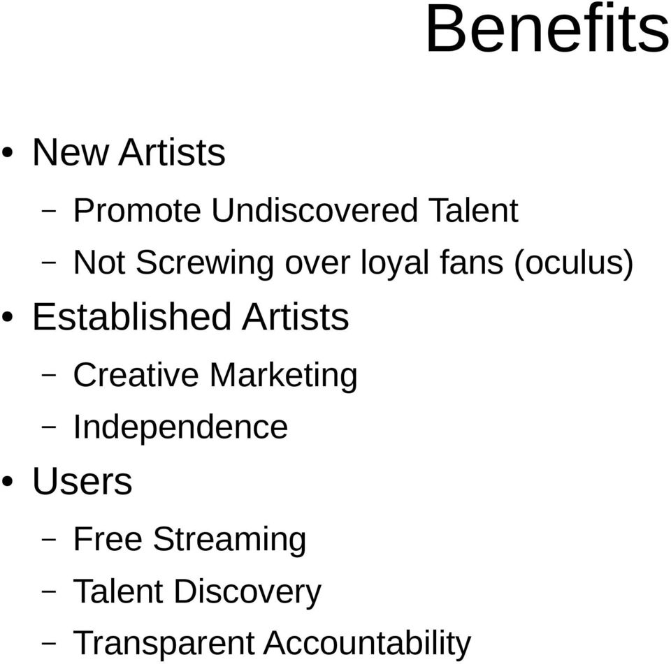 Artists Creative Marketing Independence Users Free