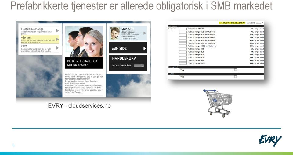 obligatorisk i SMB