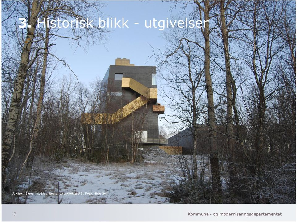 g Arkitekt: Steven Holl Architects Ly