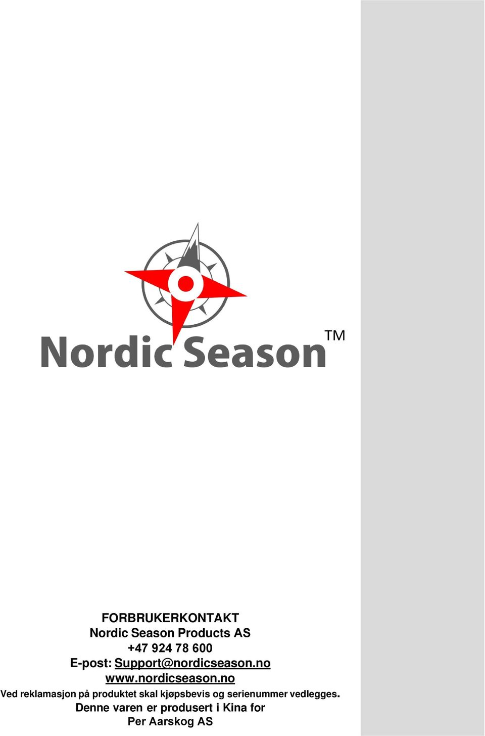 no www.nordicseason.
