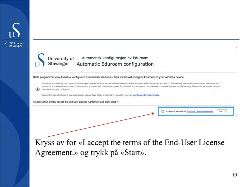 End-User License
