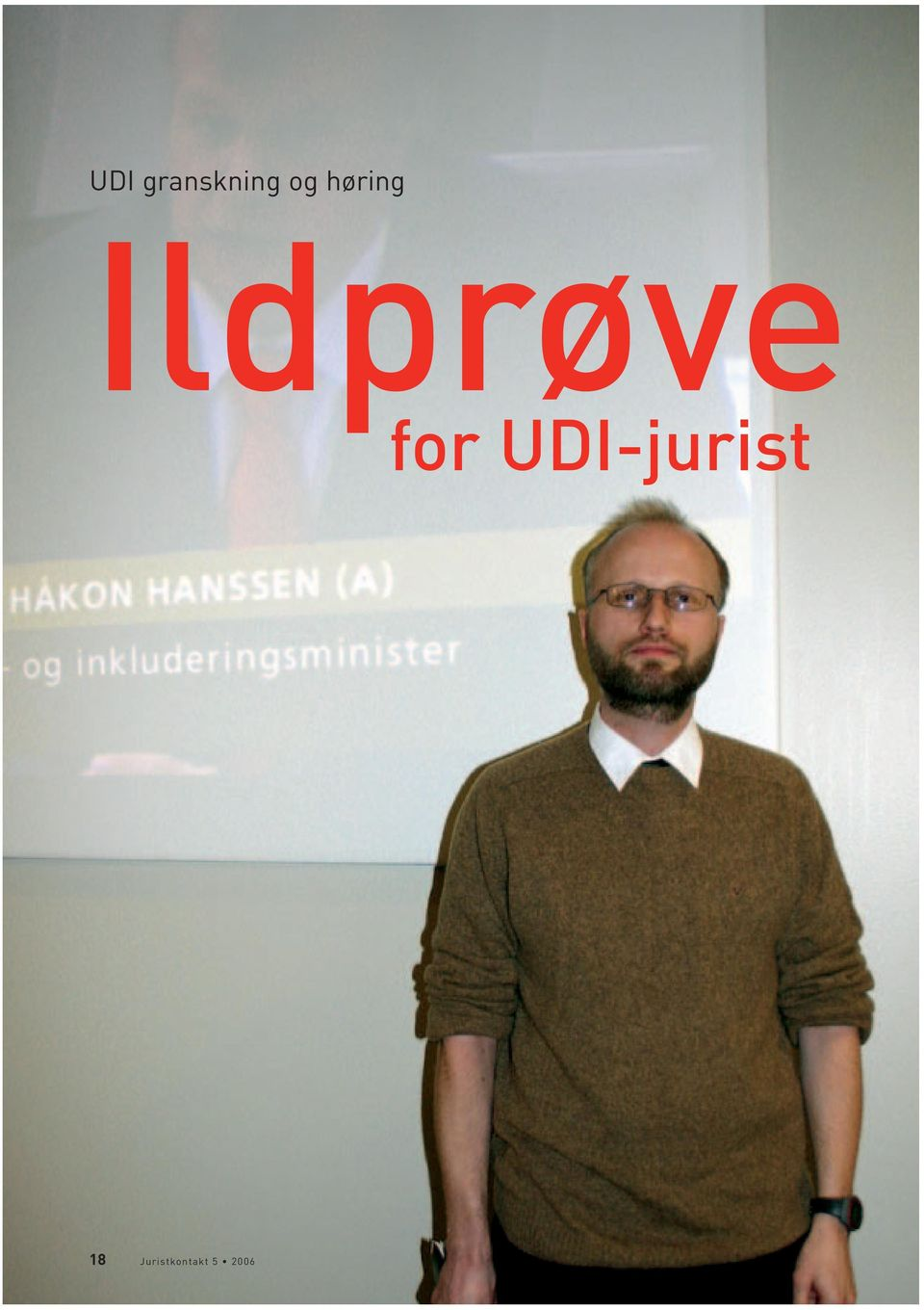 for UDI-jurist 18