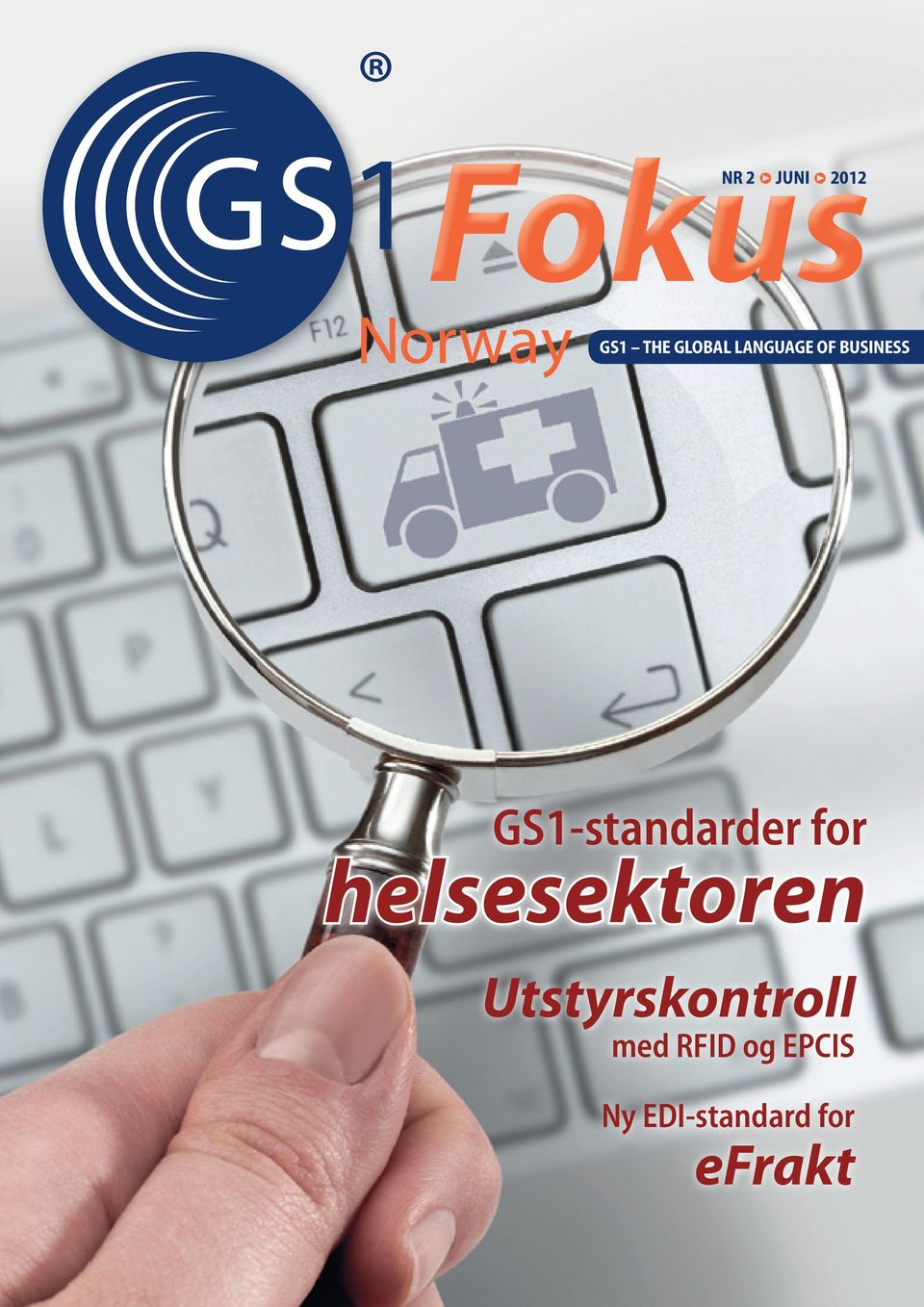 GS1-standarder for helsesektoren