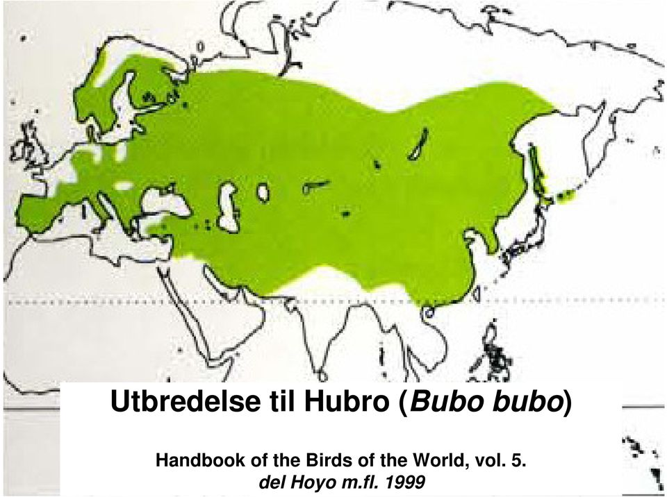 the Birds of the World,
