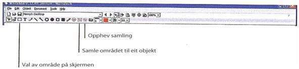 anna program som MS-Word etc.