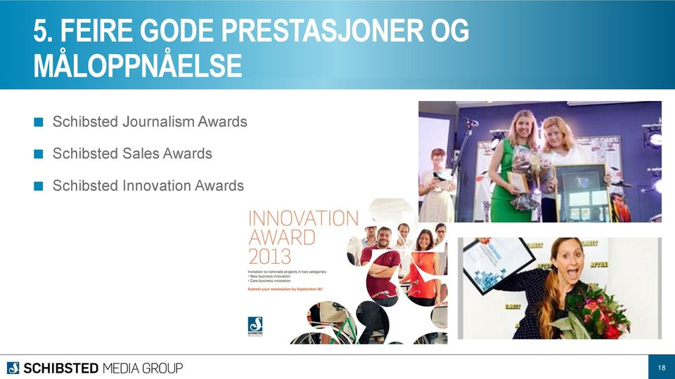 Journalism Awards Schibsted