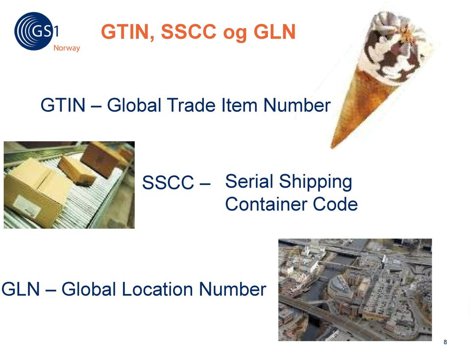SSCC Serial Shipping