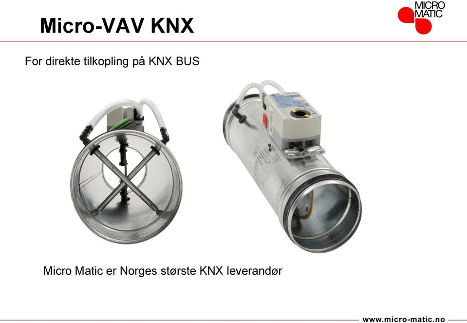 KNX BUS Micro Matic er
