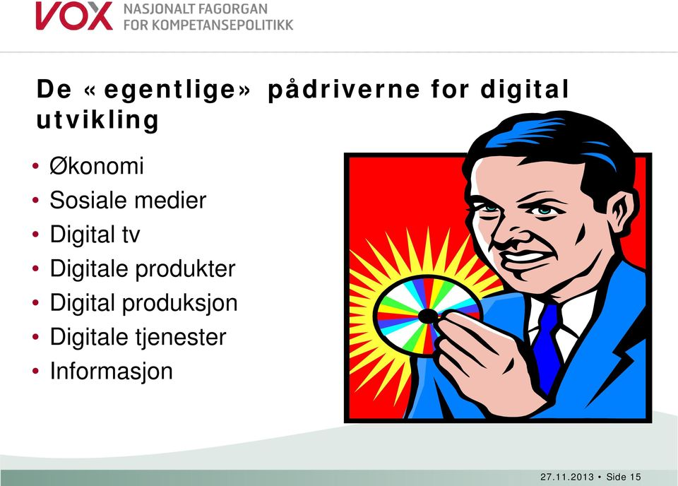 tv Digitale produkter Digital produksjon