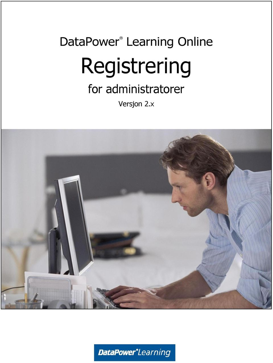 Registrering for