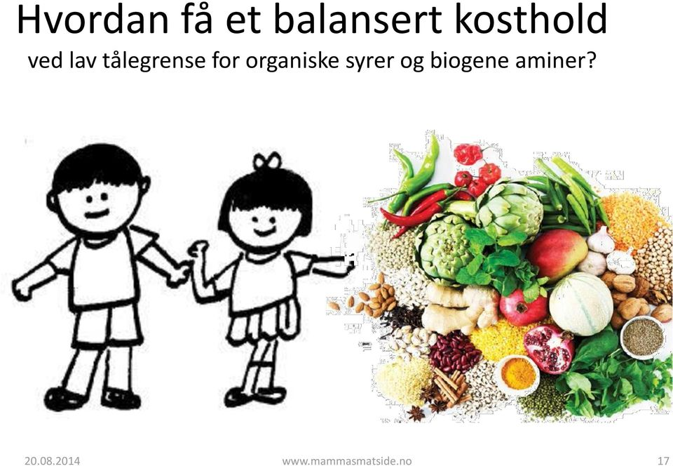 tålegrense for