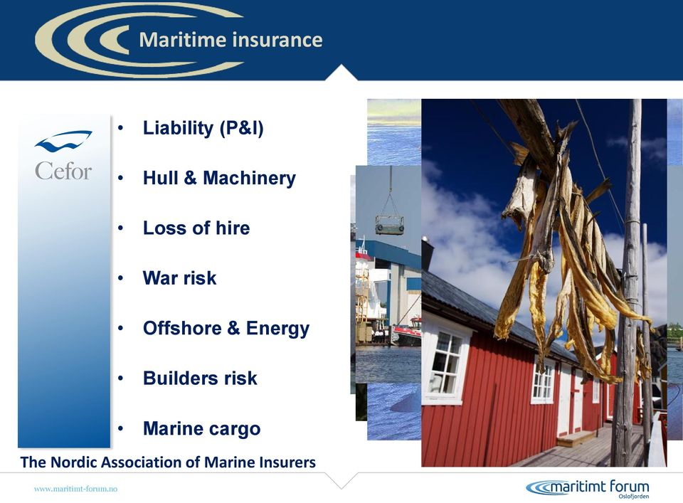 Offshore & Energy Builders risk Marine