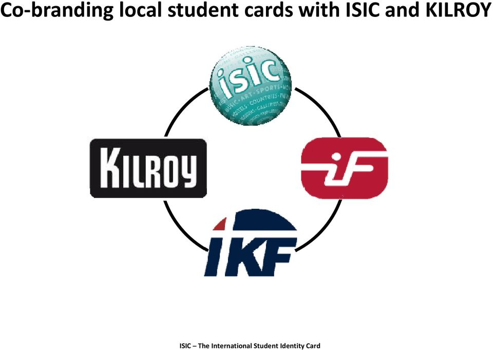 and KILROY ISIC The