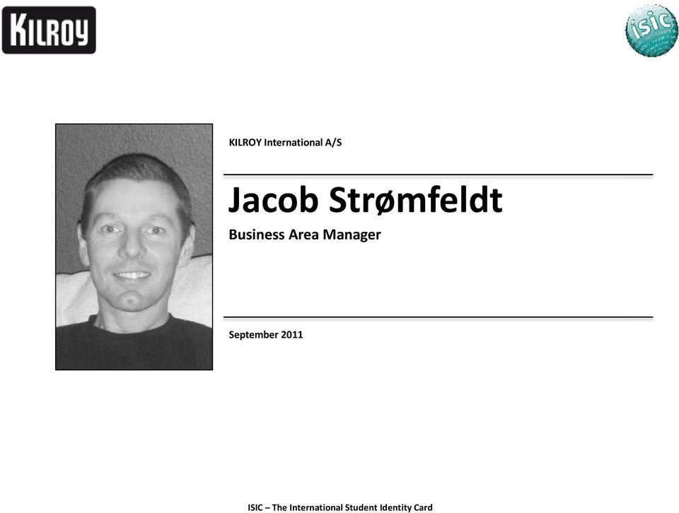 Manager September 2011 ISIC