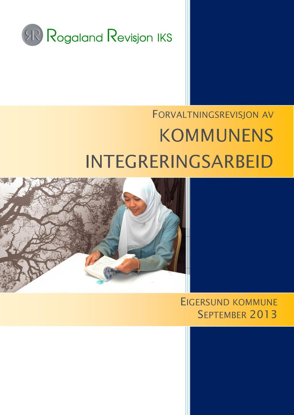 INTEGRERINGSARBEID