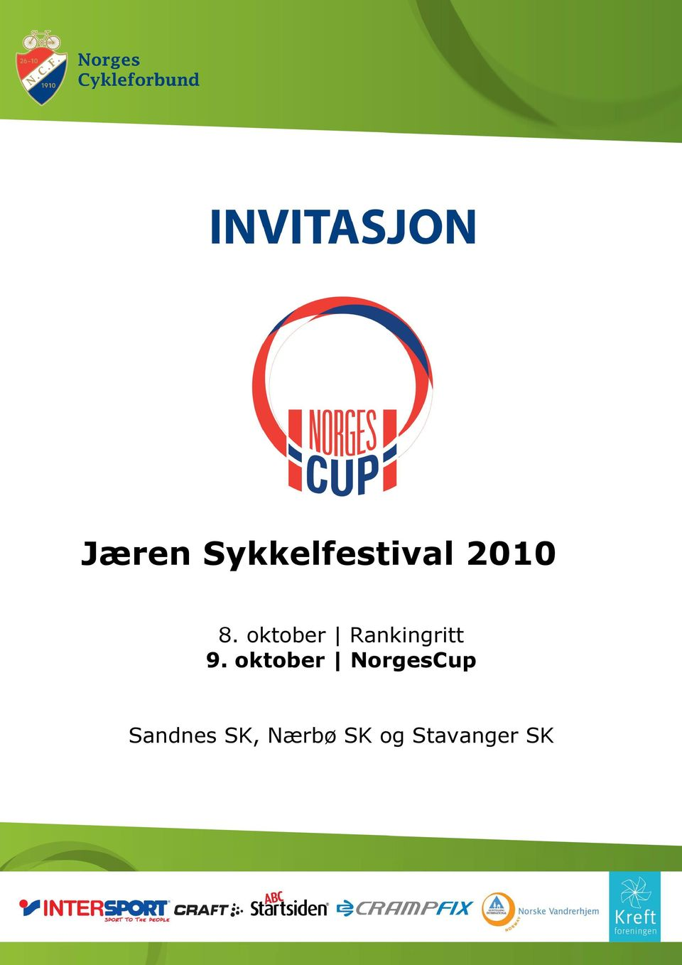 oktober NorgesCup