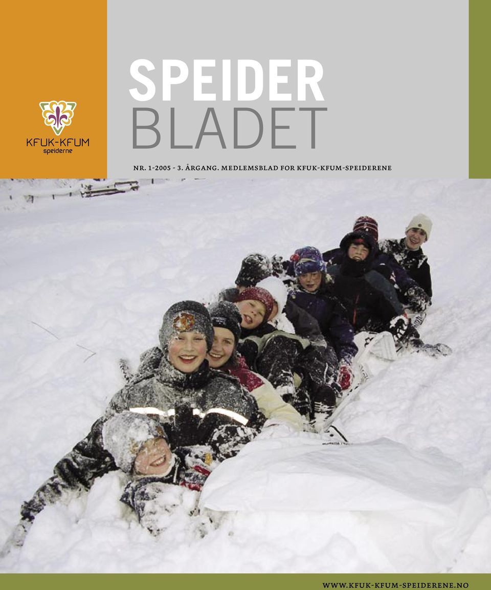 medlemsblad for