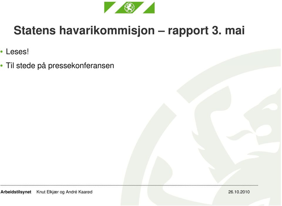 rapport 3.