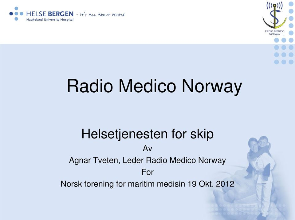 Radio Medico Norway For Norsk