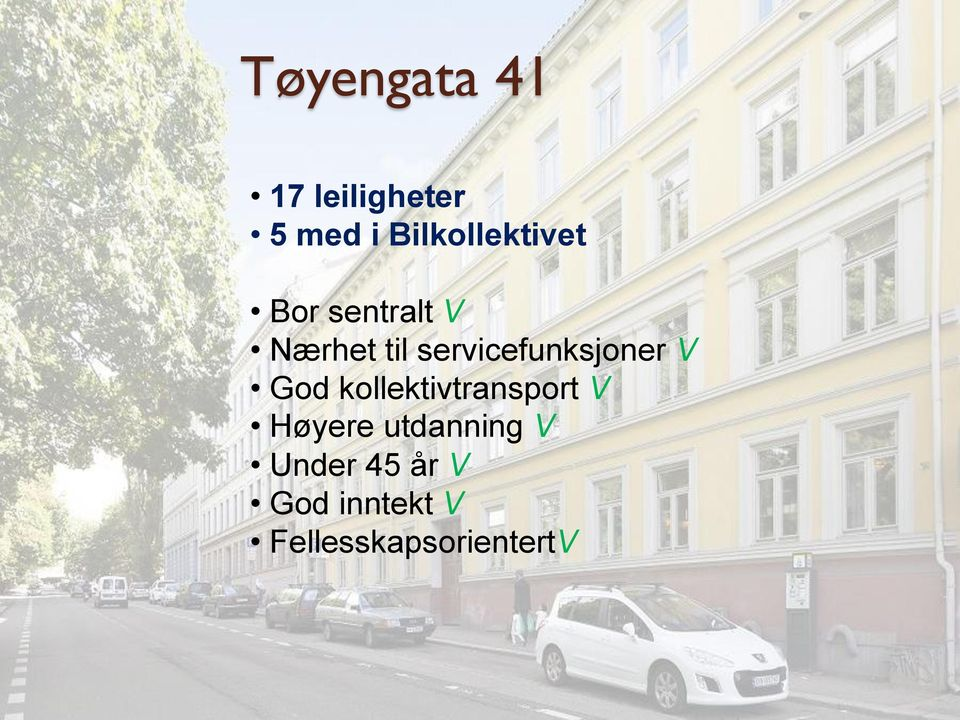servicefunksjoner V God kollektivtransport V