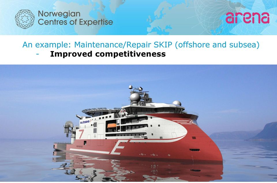 SKIP (offshore and