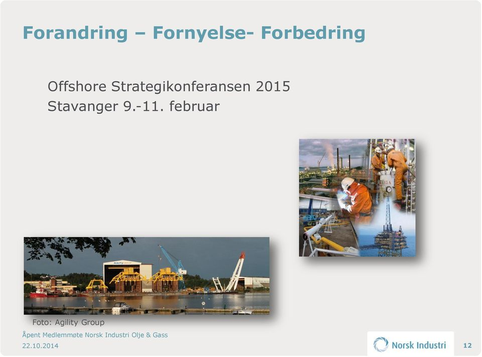 Strategikonferansen 2015