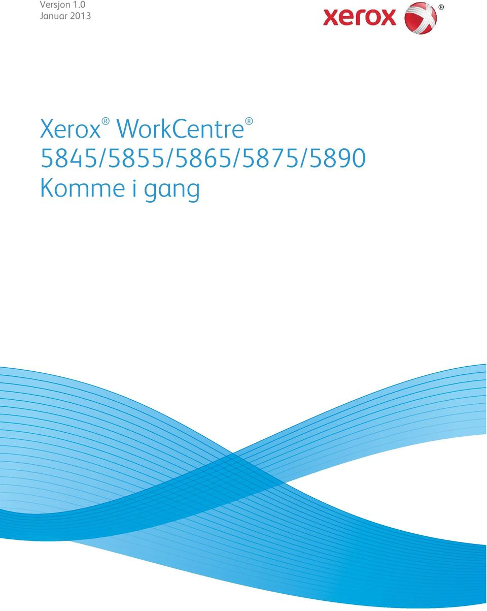 Xerox WorkCentre