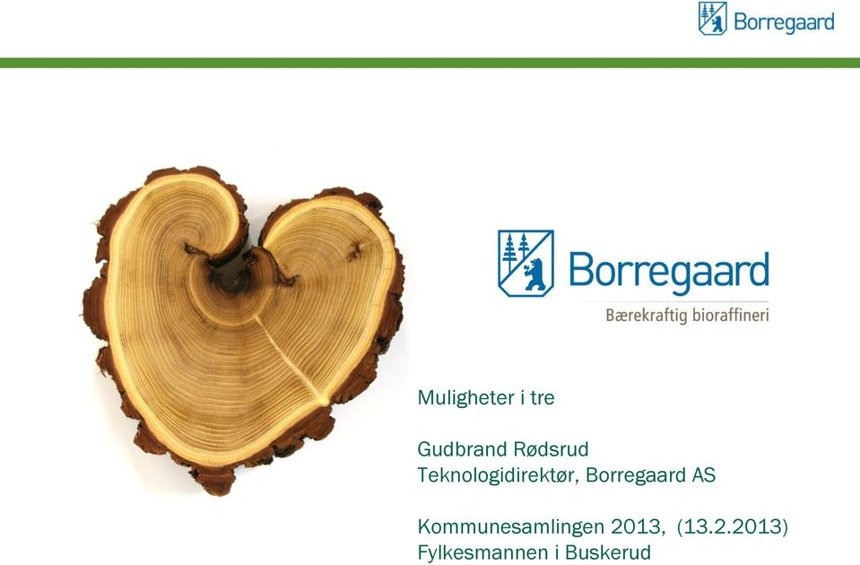 Borregaard AS Kommunesamlingen