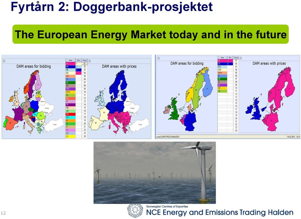 The European Energy