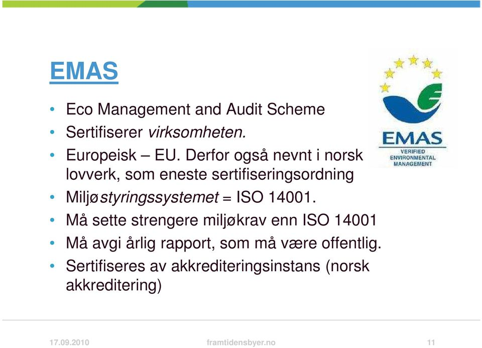 = ISO 14001.