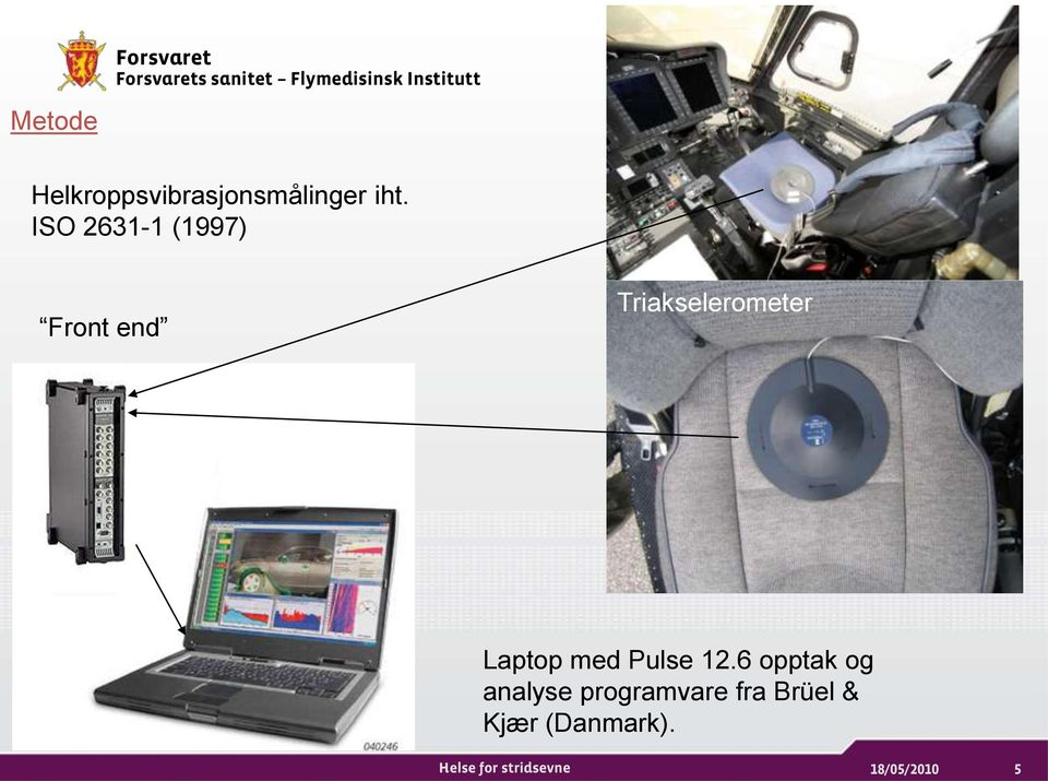 Laptop med Pulse 12.
