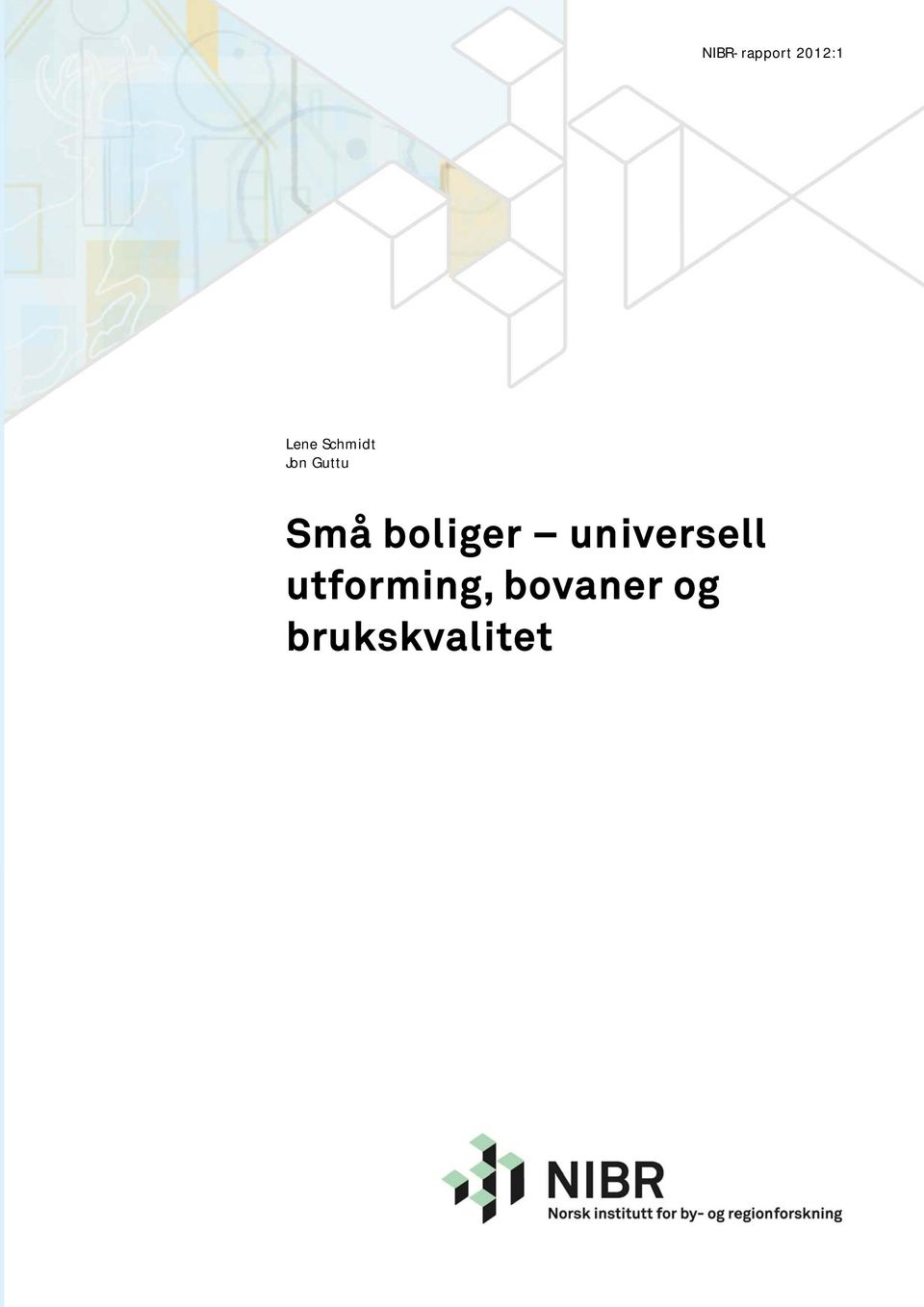 boliger universell