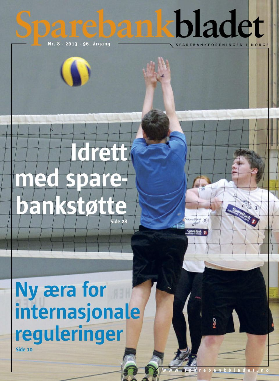 28 Ny æra for internasjonale