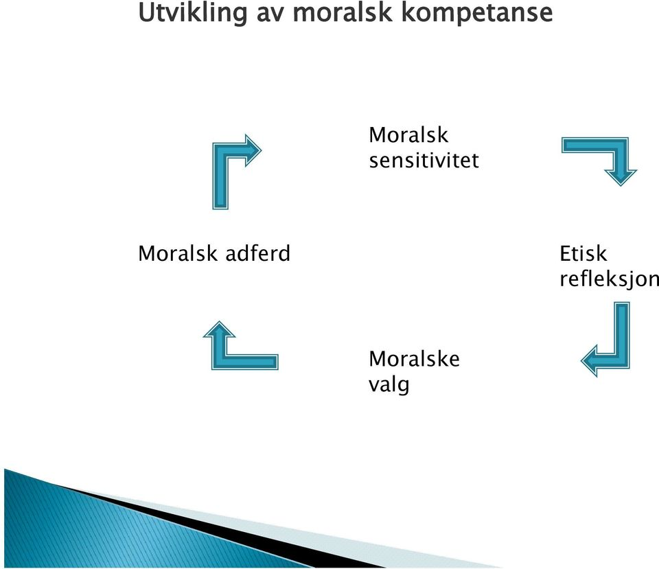 sensitivitet Moralsk