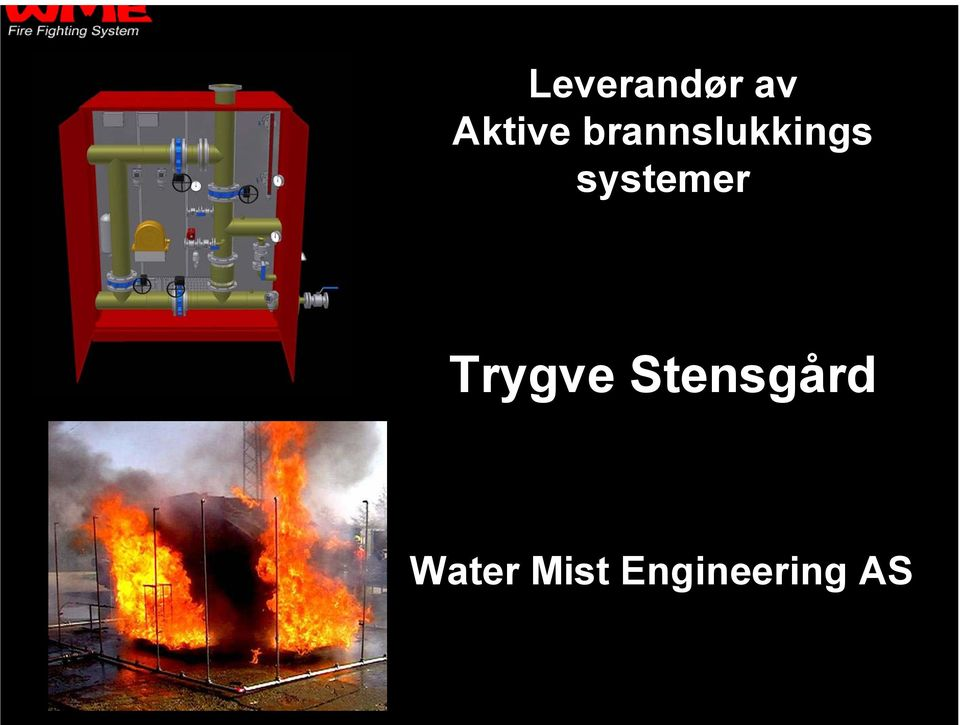 systemer Trygve