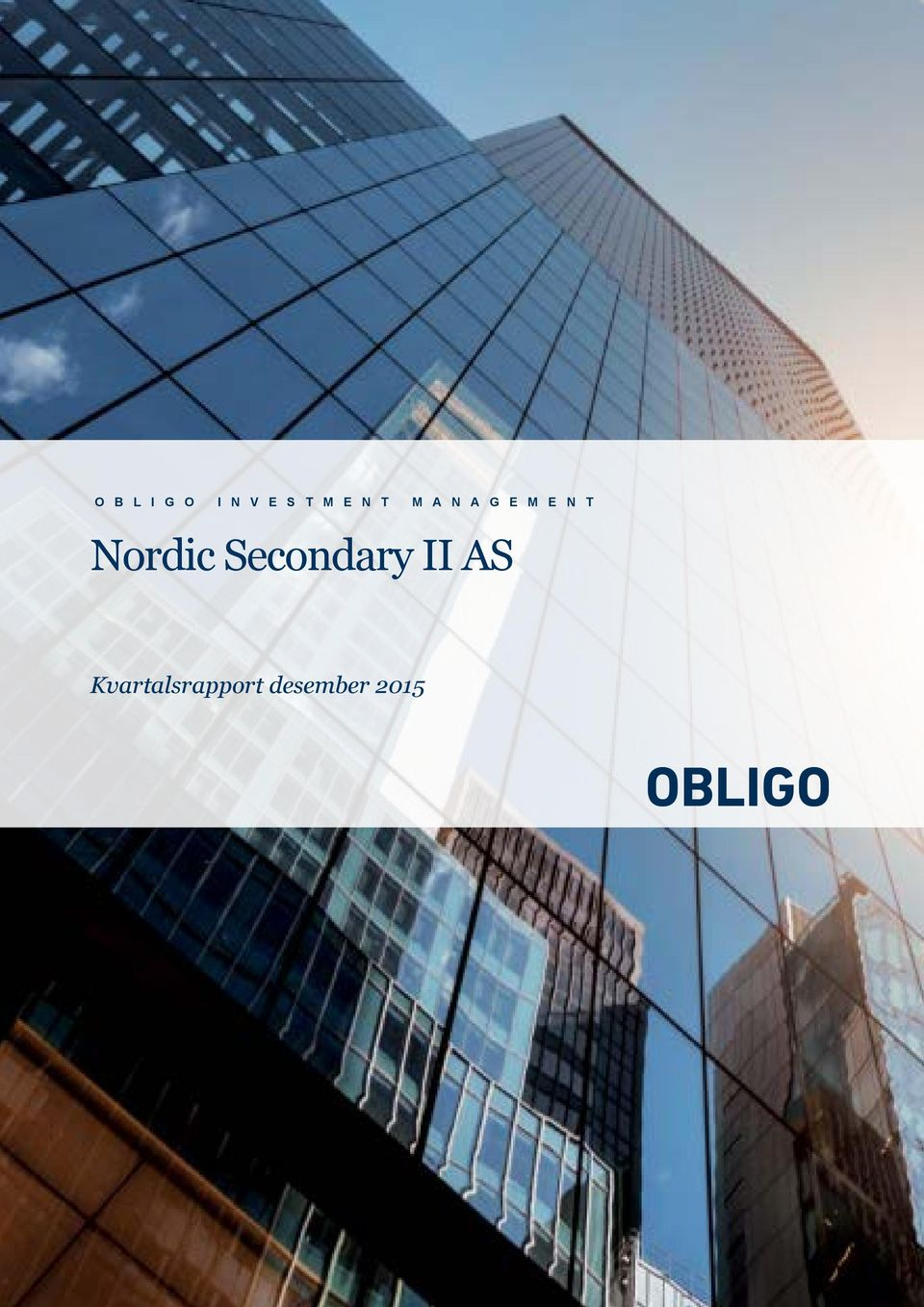 Nordic Secondary II AS