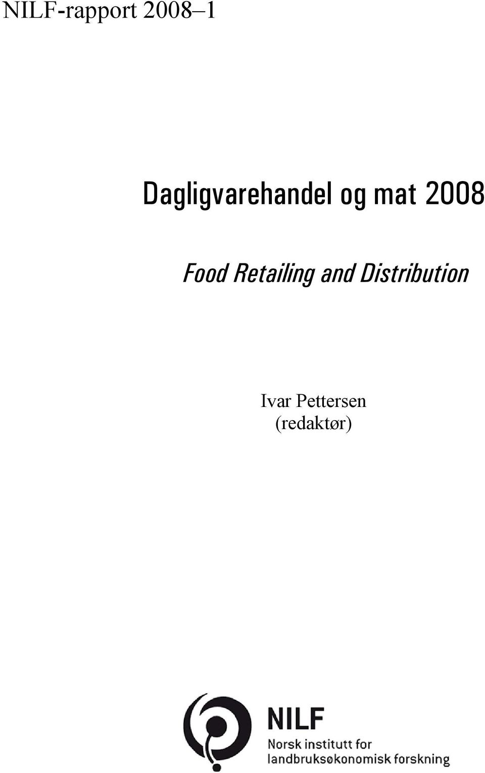 Distribution Ivar