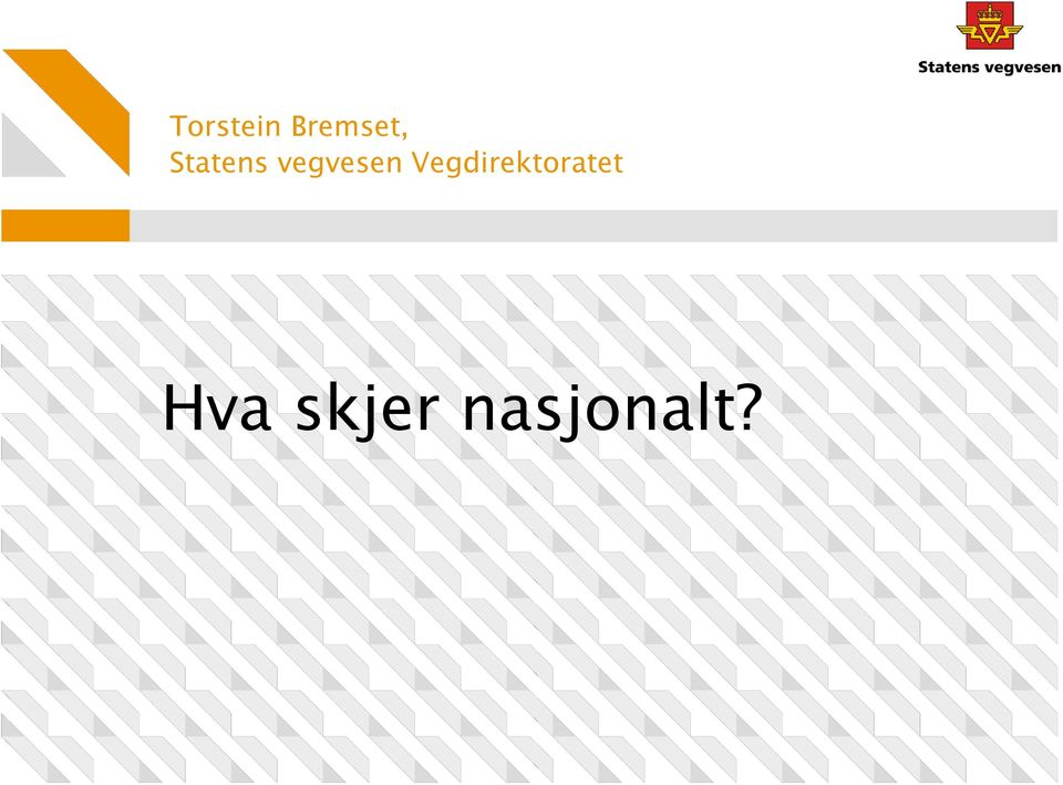 Vegdirektoratet