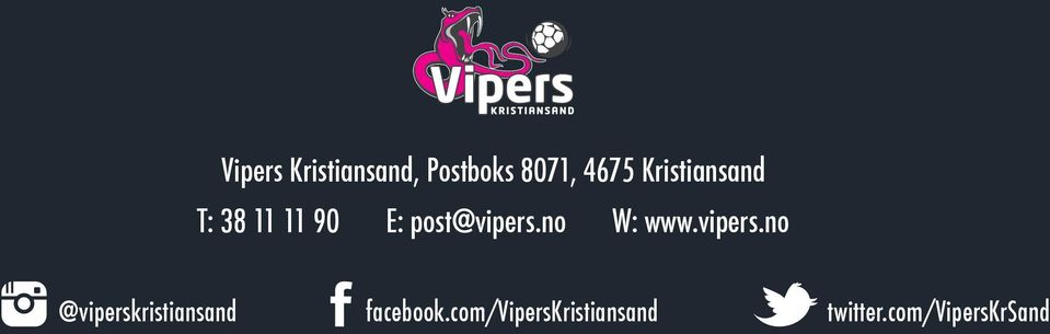 no W: www.vipers.