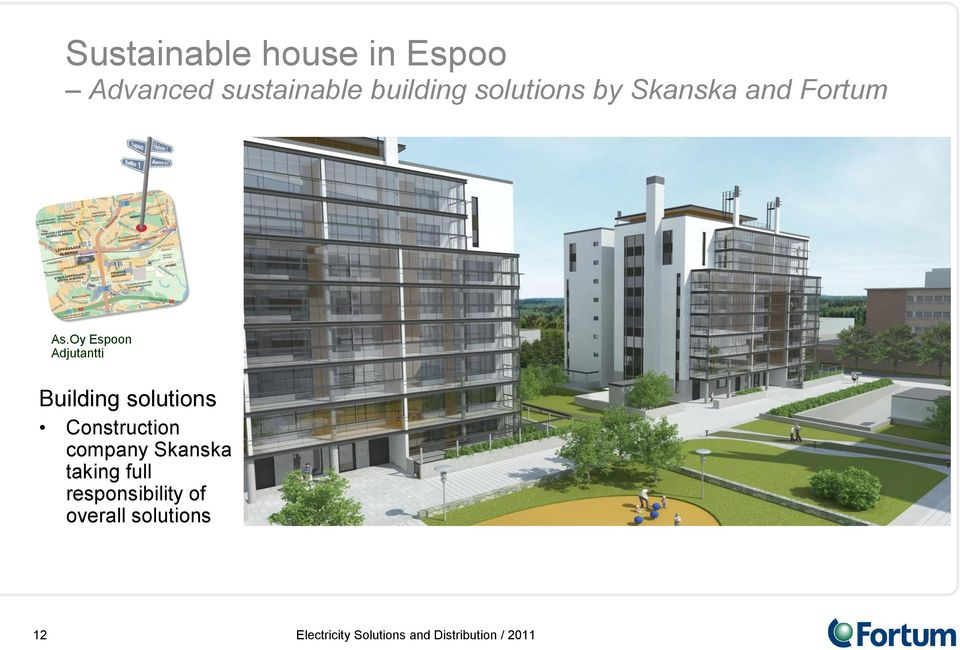 Oy Espoon Adjutantti Building solutions Construction company